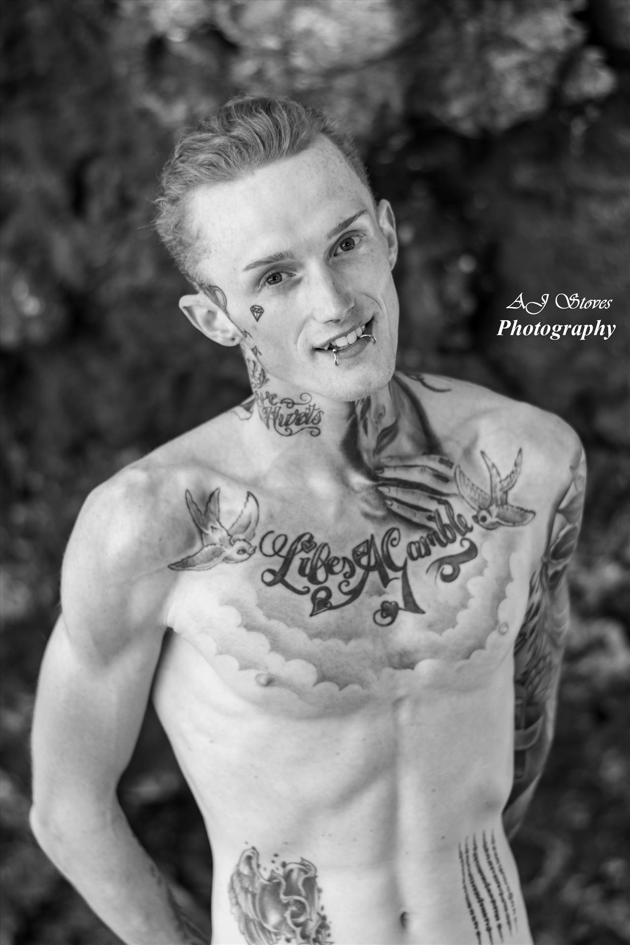Luke Proctor 10 - Great shoot with Luke down Seaham Beach by AJ Stoves Photography