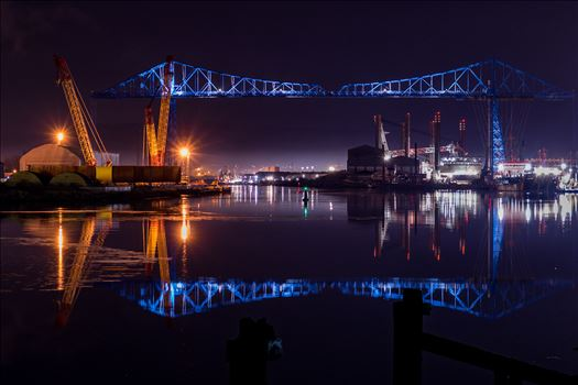 Preview of Transporter Bridge Reflections
