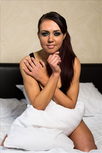 A photo of the model Jenny Clewlow, only available on this site.