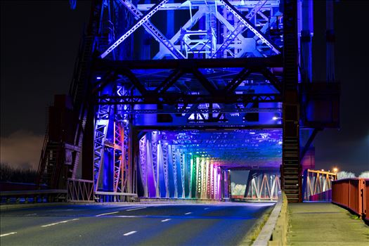 Preview of Newport Bridge Rainbow Lights