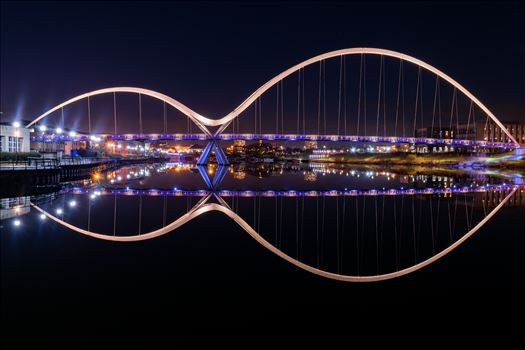 Infinity Bridge - Infinity Bridge Stockton on Tees