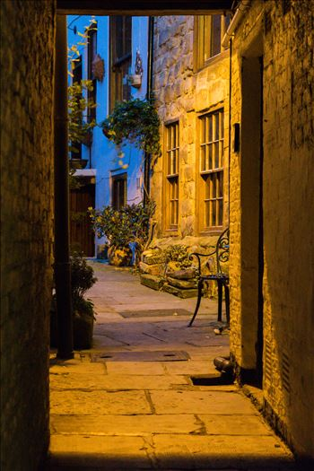 Preview of Whitby Side street or alley